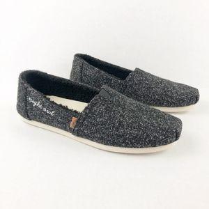 Toms Night Owl Classic Alpargata Slip-On Shoes